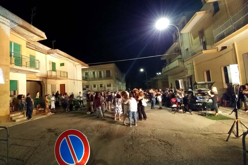 musica serenata sposa Villa Castelli provincia di Brindisi