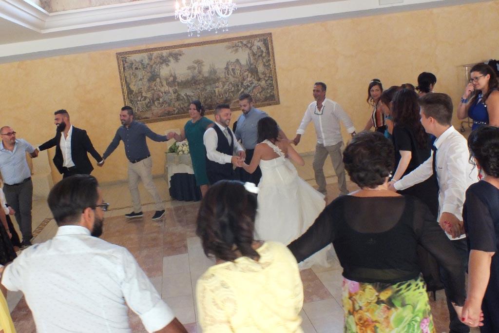 Band live per animazione matrimonio Villa eden Ugento