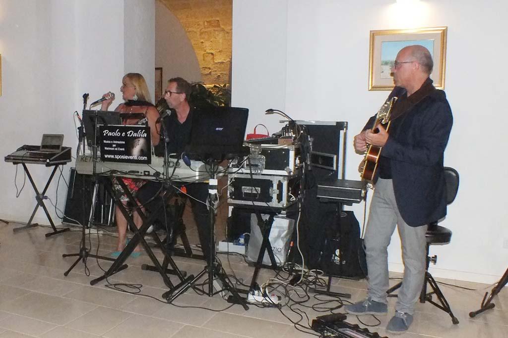Paolo e Dalila Live band matrimonio