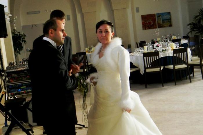 Corte del Salento matrimonio