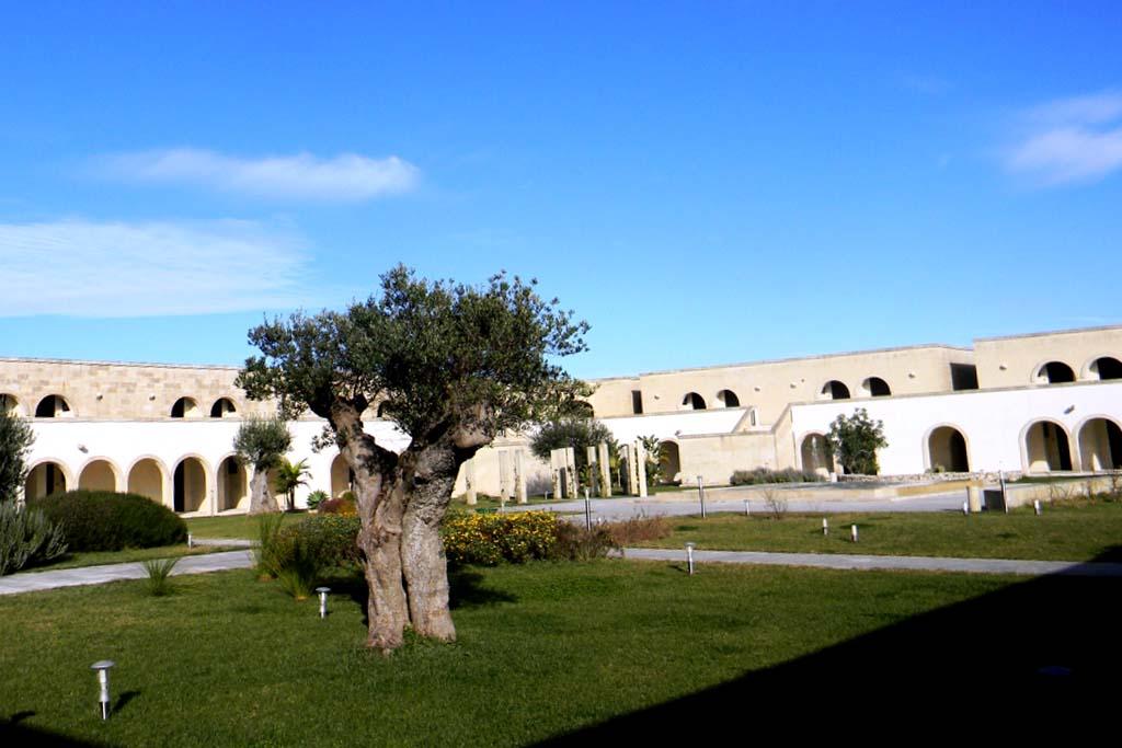 Hotel corte del Salento Borgagne