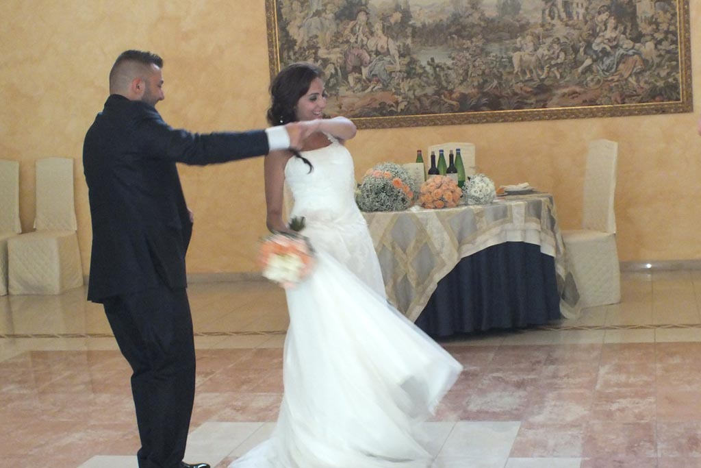 musica matrimonio villa Eden Ugento