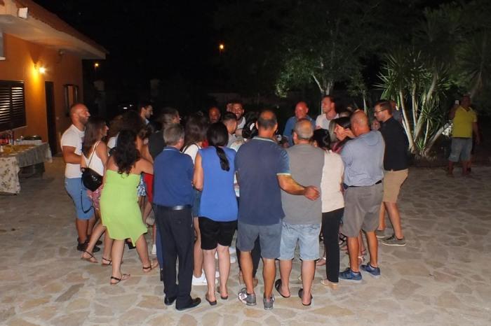 organizzare serenata provincia di Lecce con la musica di Paolo e Dalila Live