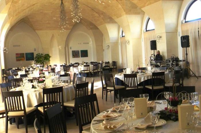 Ristorante per matrimonio Lecce Hotel Corte del Salento