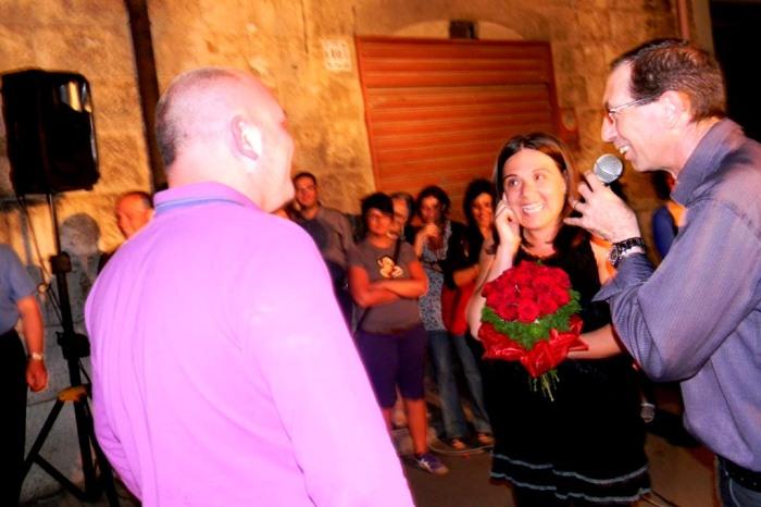 Paolo e Dalila Live musica serenata Foggia