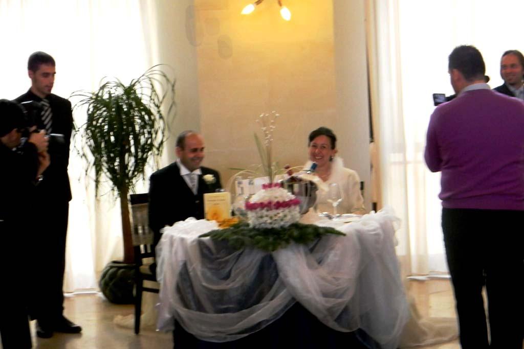 Sposi Corte del Salento Borgagne