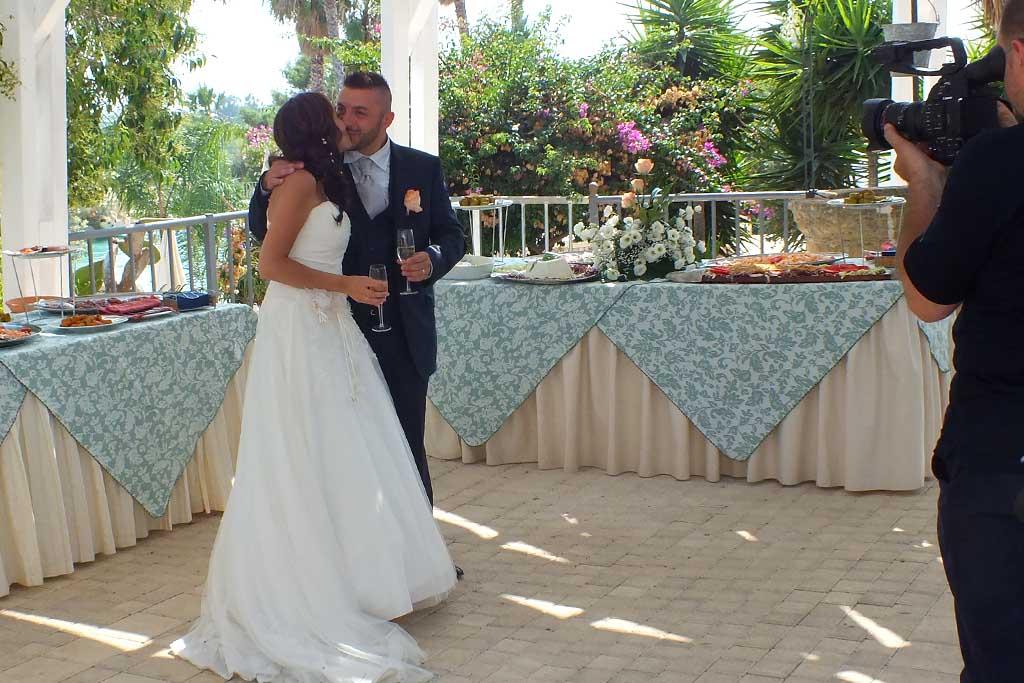 Villa Eden Matrimonio con musica del gruppo di Paolo e Dalila Live