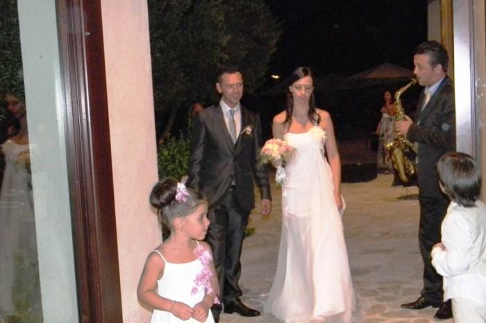 Gallipoli Resort sposi