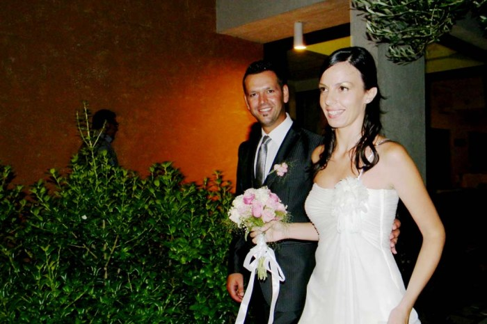 Sposi matrimonio Gallipoli Resort