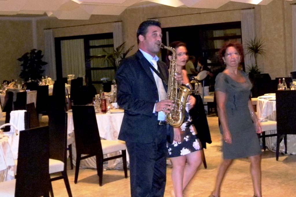 musica matrimonio Gallipoli Resort