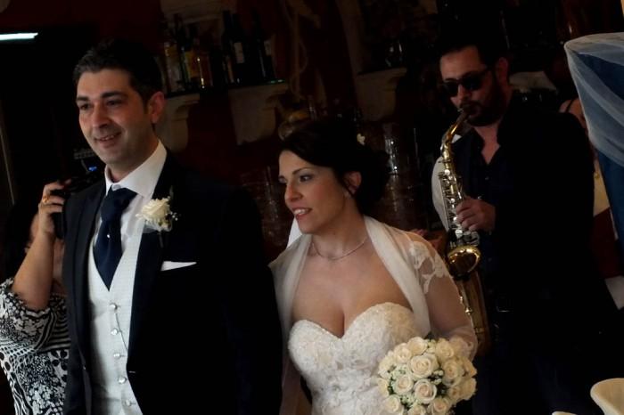 Recensione sposi lasciata al gruppo musicale di Paolo e Dalila Live