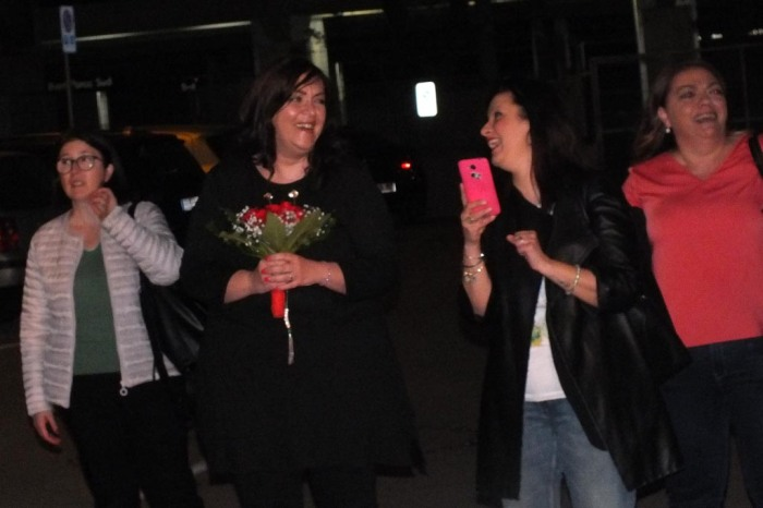musica serenata romantica sposa provincia di Bari