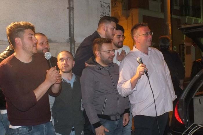 serenata sposa provincia di Taranto