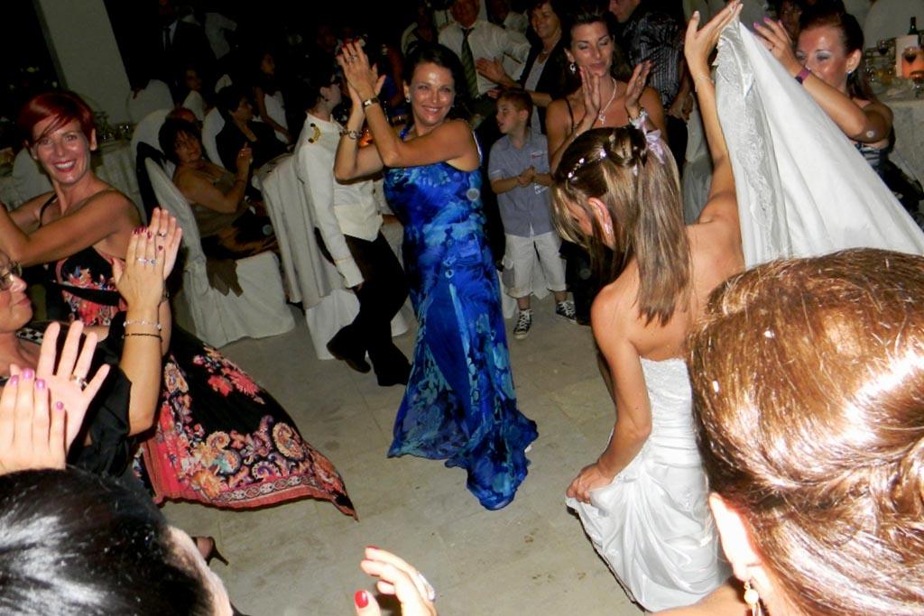 Lista canzoni balli di gruppo matrimonio