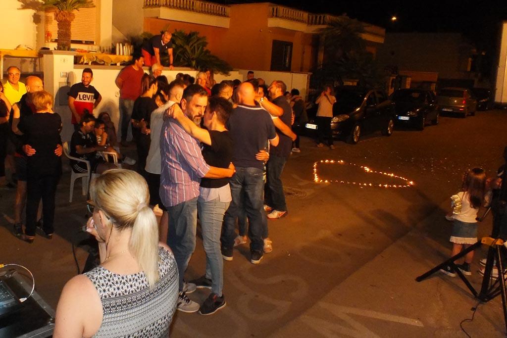 gruppo musica serenata in provincia di Lecce a racale