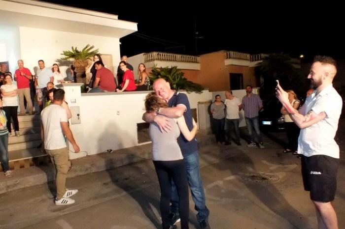 serenata lecce la sposa balla con il papà