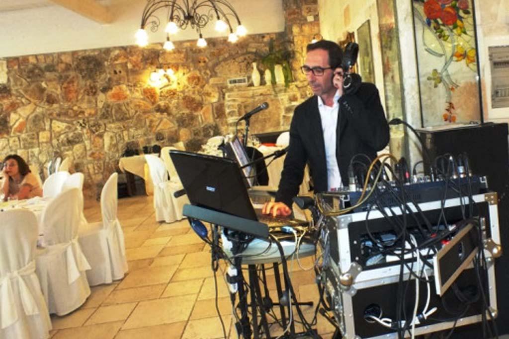 dj musica matrimonio Bari