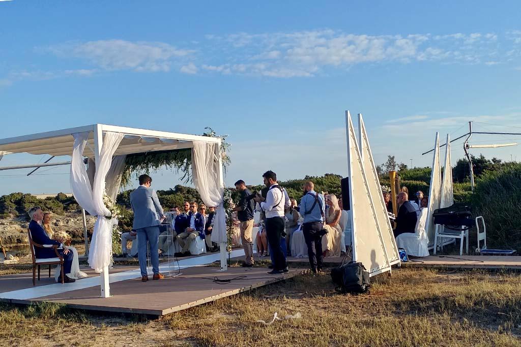 Cerimonia civiel masseria Santa Lucia