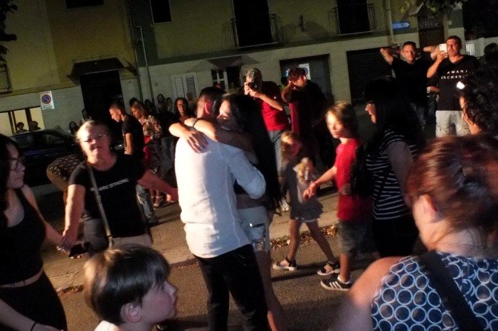 musicisti e musica serenata sposa Fasano-Brindisi