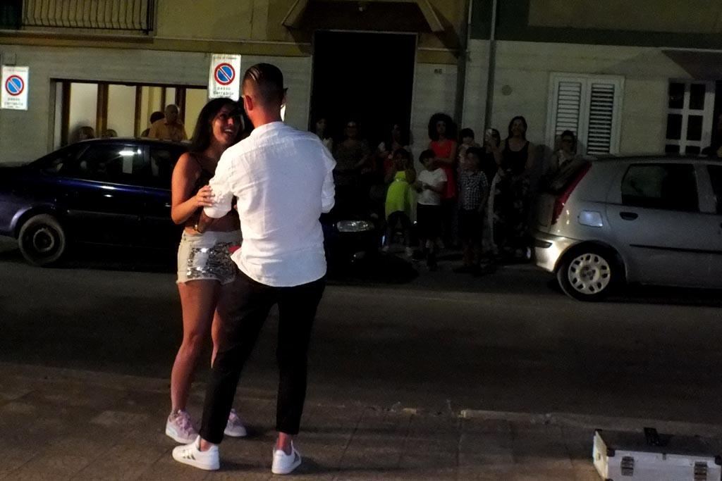 musicisti per organizzare la serenata alla sposa a Fasano - Brindisi