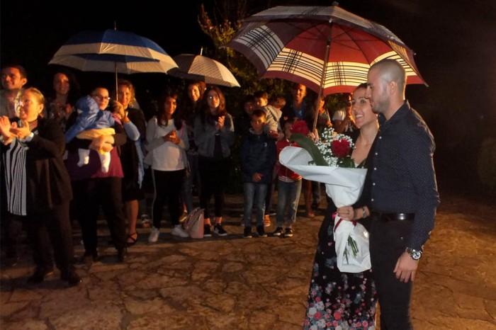 Organizzare la serenata sposa Poggiardo Lecce