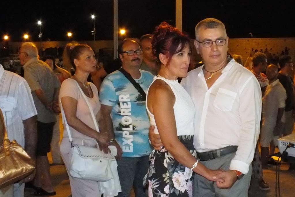 Anniversario di nozze a torre a Mare Bari