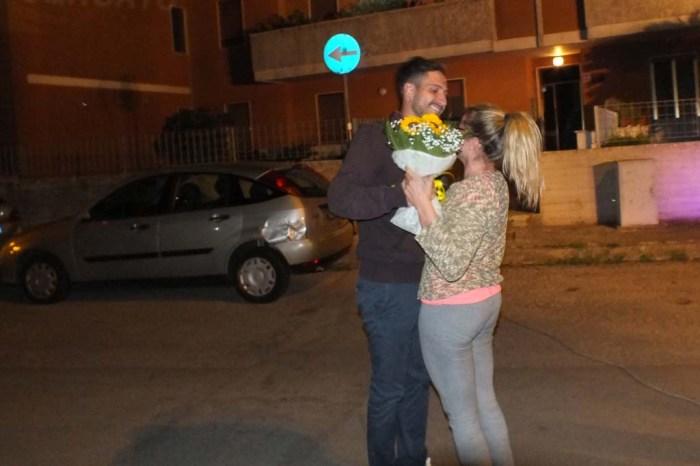 Calimera Lecce serenata sposo sposa