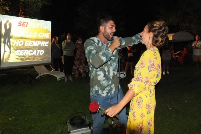 Ginosa Marina serenata alla sposa