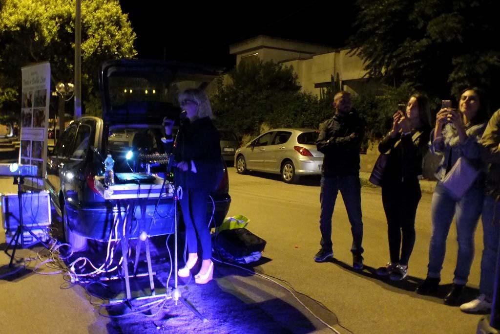 Paolo e Dalila Live serenata Lecce