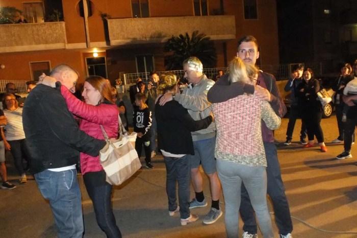 serenata organizzata a Calimera Lecce