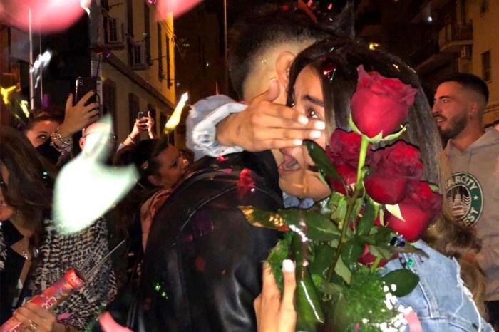 Serenata romantica Bari Città
