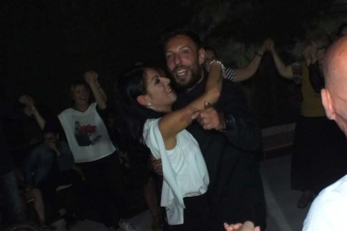 Crispiano Taranto serenata sposo sposa