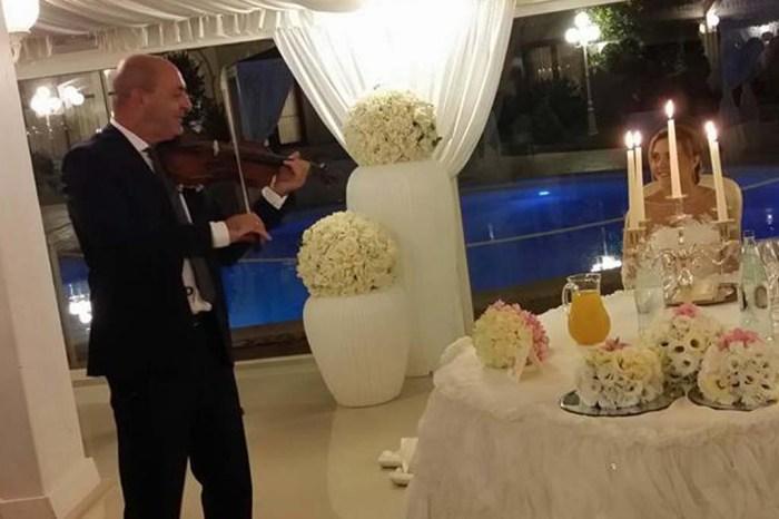 Violinista matrimonio Lecce massimiliano Cananà