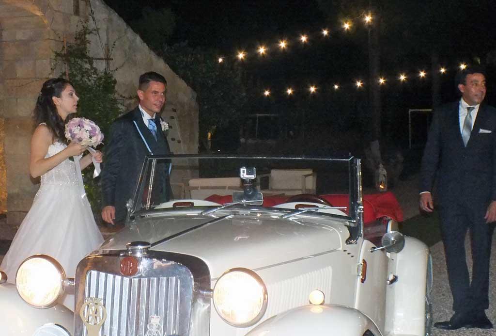 Casina Calo Casarano matrimonio