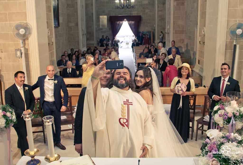 Cerimonia religiosa matrimonio Lecce