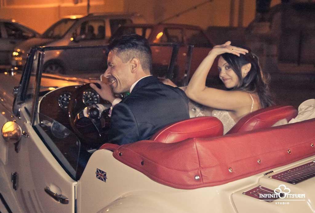 noleggio auto matrimonio Lecce