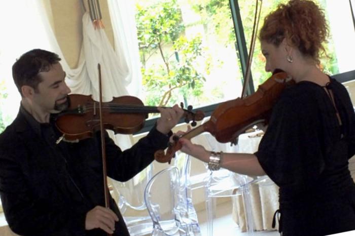 Violinista lecce Brindisi
