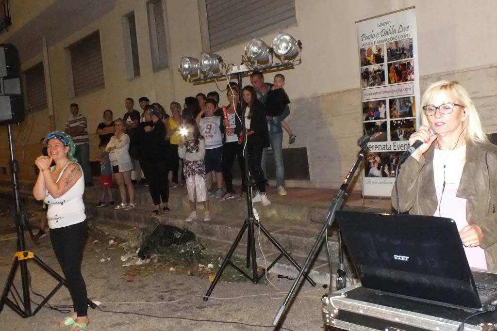 Ceglie Messapica Brindisi serenata sposa