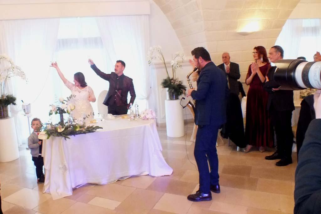 Masseria Caselli sala ricevimenti matrimonio