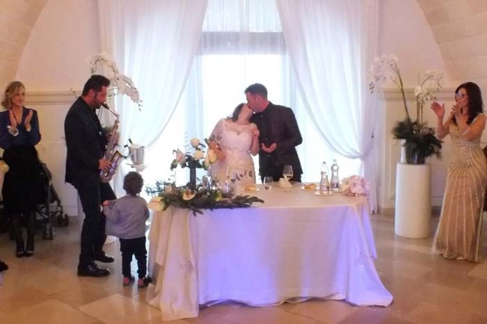 Musica matrimoni Masseria Caselli Carovigno
