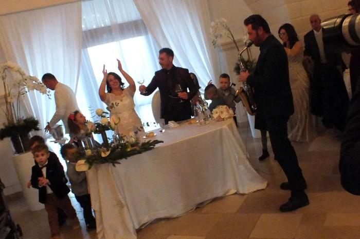 musica matrimoni Masseria Caselli
