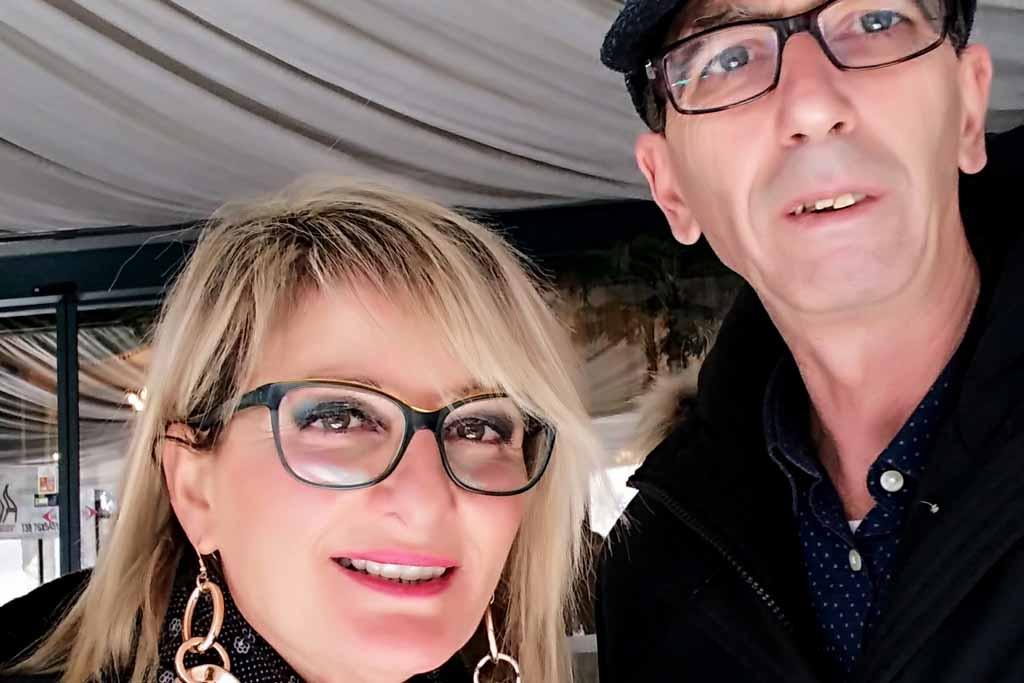 Paolo e Dalila animazione eventi Lecce