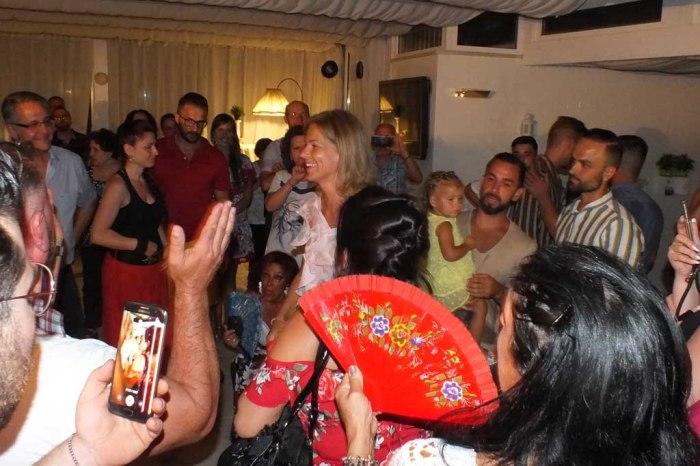 Serenata sposa a Bitonto Bari