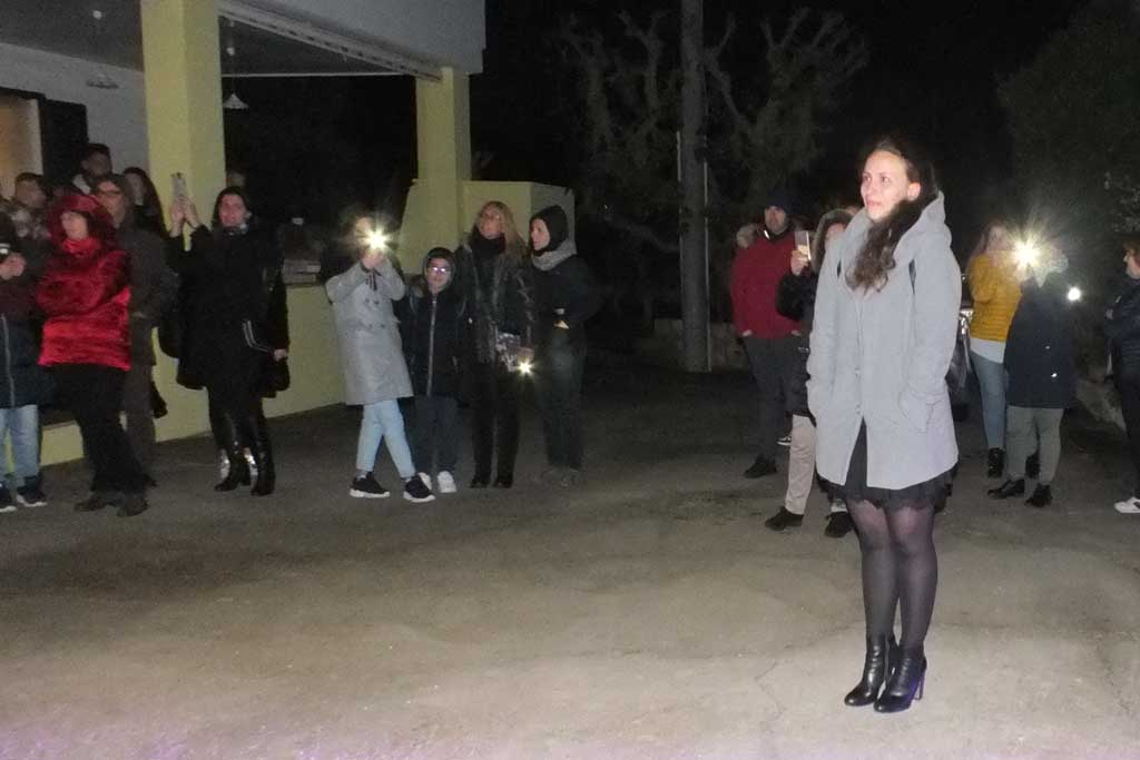 Serenata sposa Villa Castelli Brindisi
