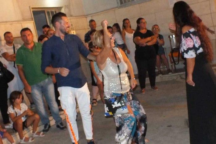 Animazione serenata in provincia di Bari