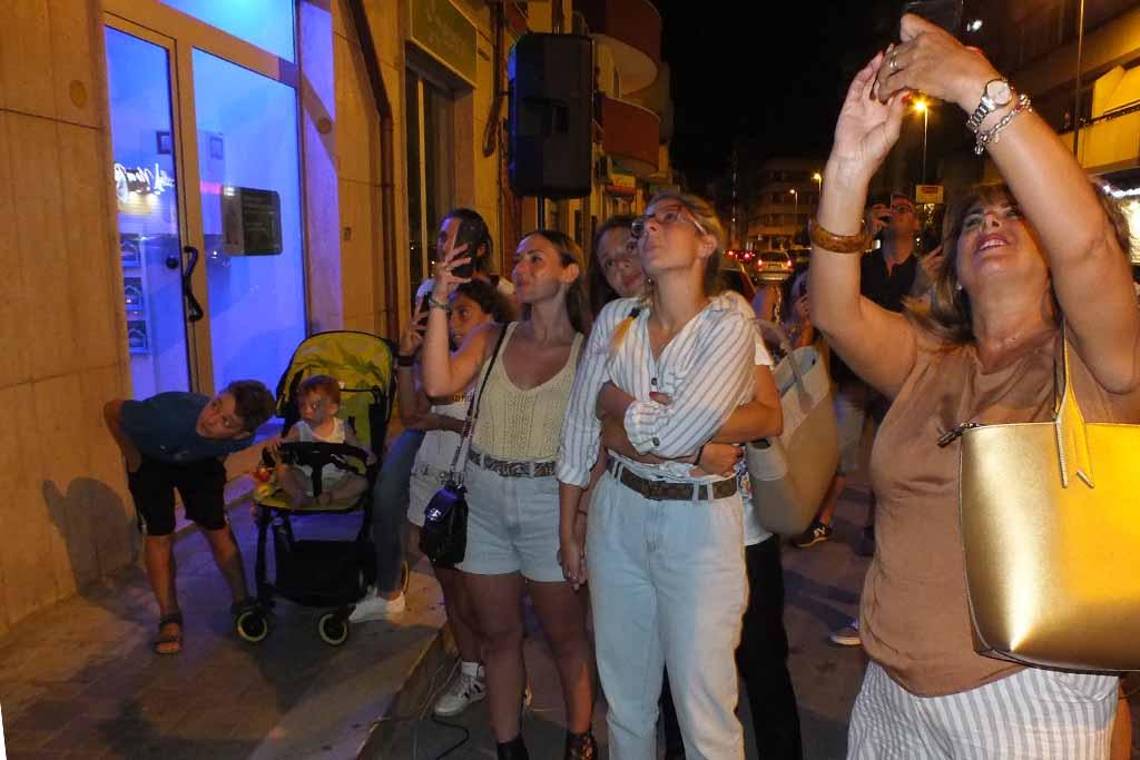Città di Brindisi serenata d'amore sposa