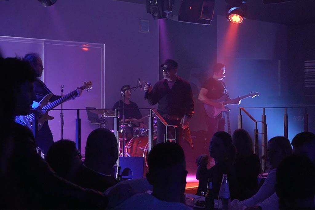 Cover Band Vasco dopo festa