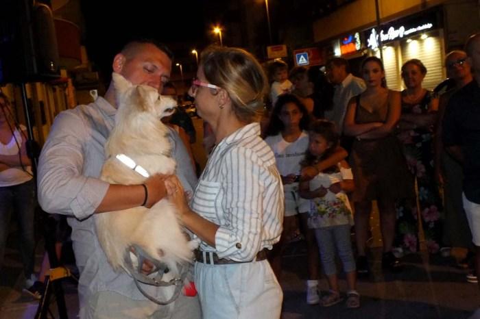 Serenata d'amore a Brindisi Città