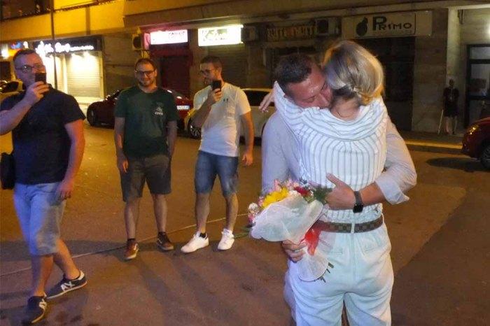 Serenata d'amore a Brindisi