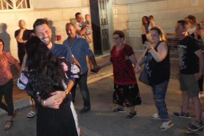 Serenata in Provincia di Bari